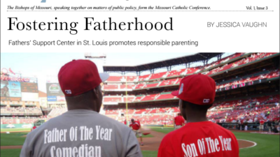 Fathers' Support Center in St. Louis Promotes Responsible Parenting