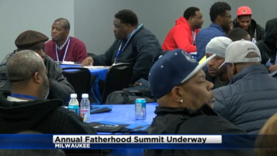 Annual Fatherhood Summit Held in Milwaukee
